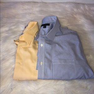 Casual button down shirt bundle!